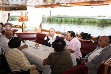 Bejaardenboottocht