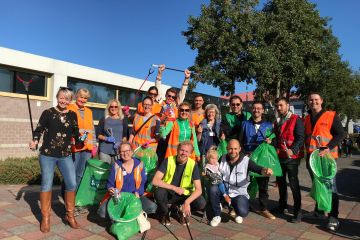 World Cleanup Day Amstelland
